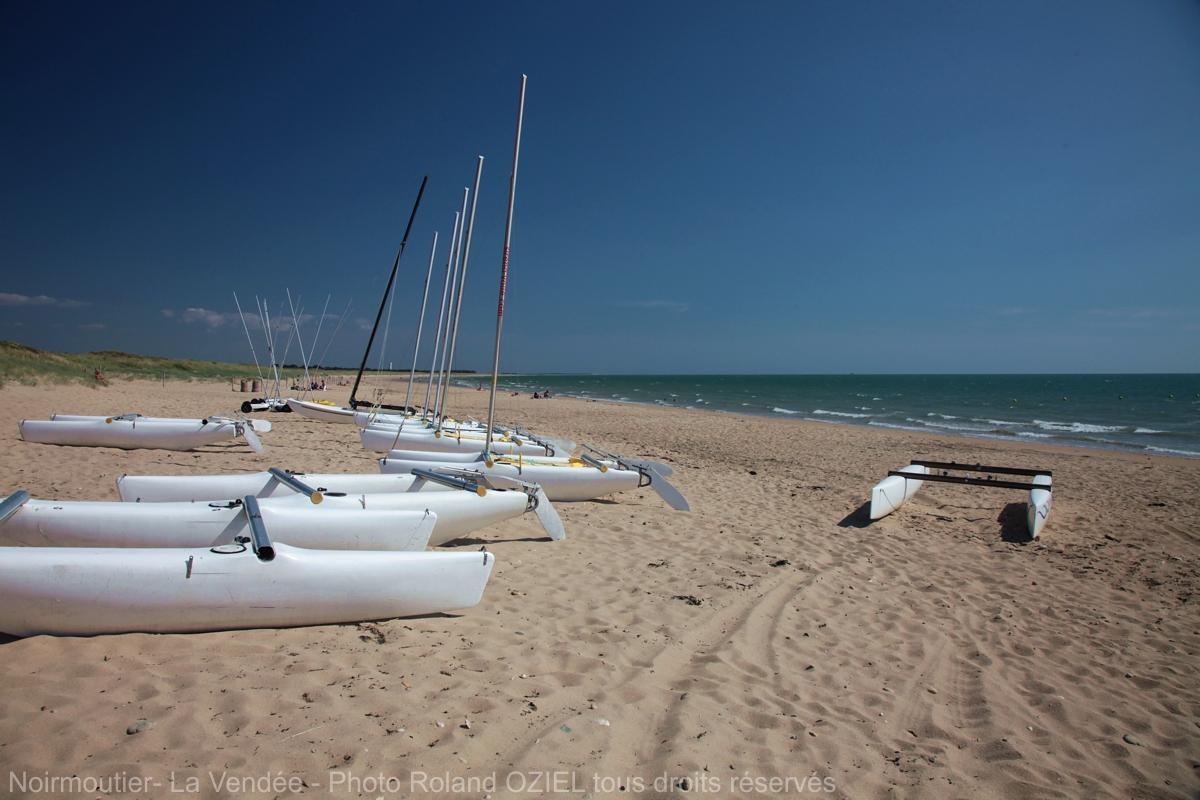 activités nautique Noirmoutier