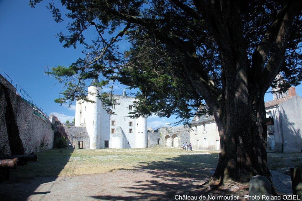 l'ile de Noirmoutier le chateau