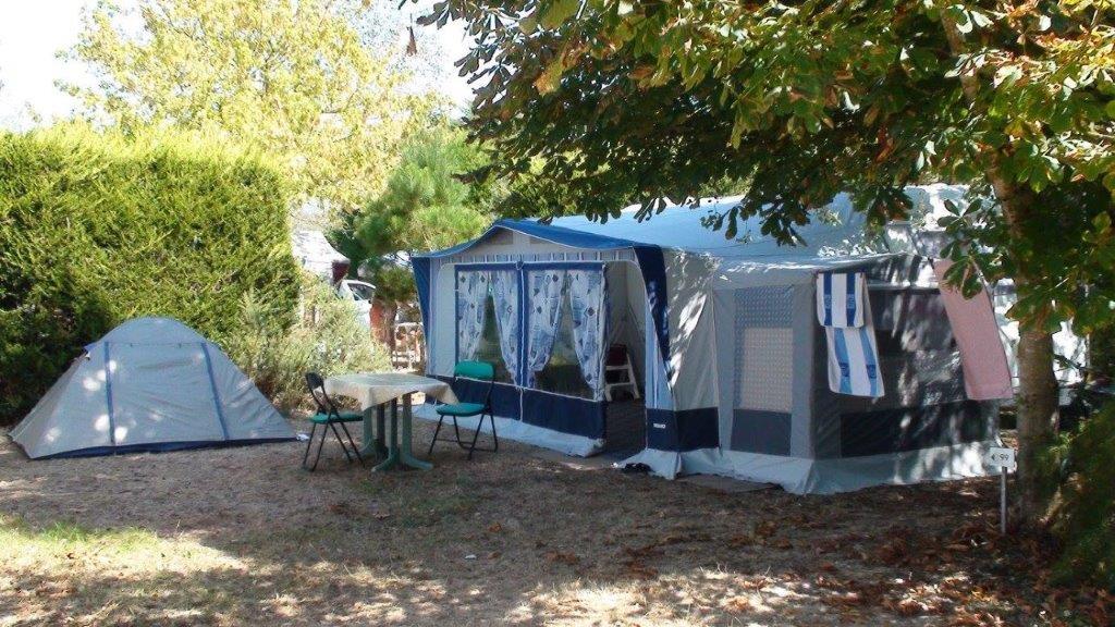 emplacement tente camping Noirmoutier