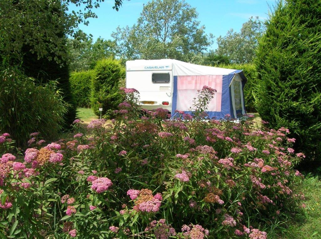 emplacement camping car camping Noirmoutier