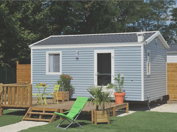 Mobil-home 2 personnes