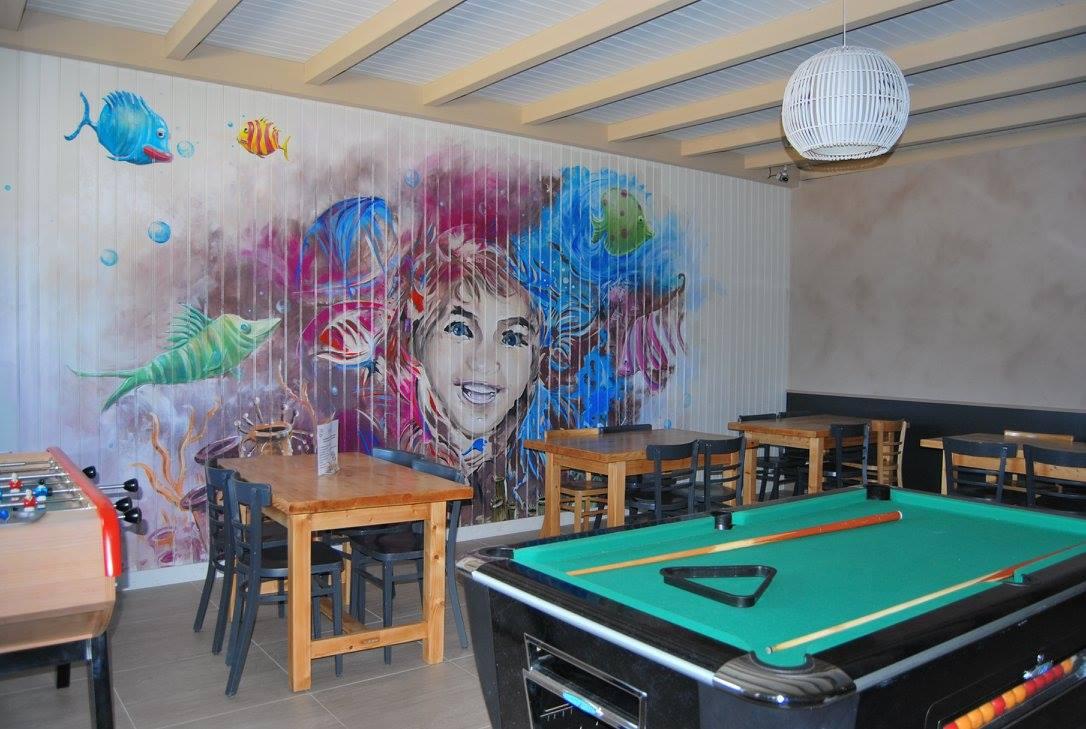 salle de jeux camping Noirmoutier