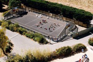 terrain multisports camping Noirmoutier