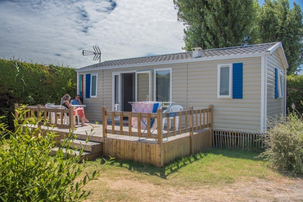 location mobil home Noirmoutier