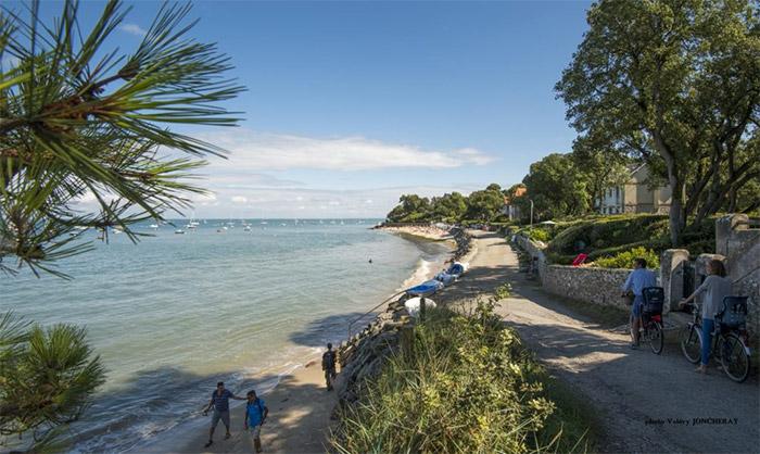camping bord de mer à Noirmoutier