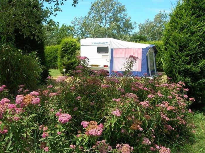 emplacement camping qualité à Noirmoutier