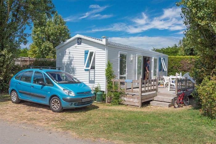 location dans l'un des meilleurs camping à Noirmoutier